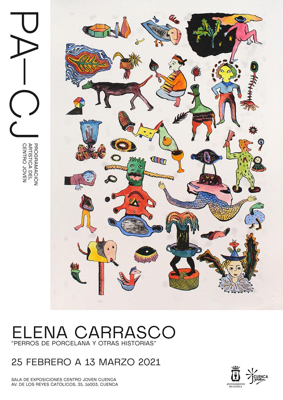 EL CENTRO JOVEN DE CUENCA REINICIA SU PROGRAMACIÓN ARTÍSTICA (PA-CJ) DESDE EL 25 DE FEBRERO