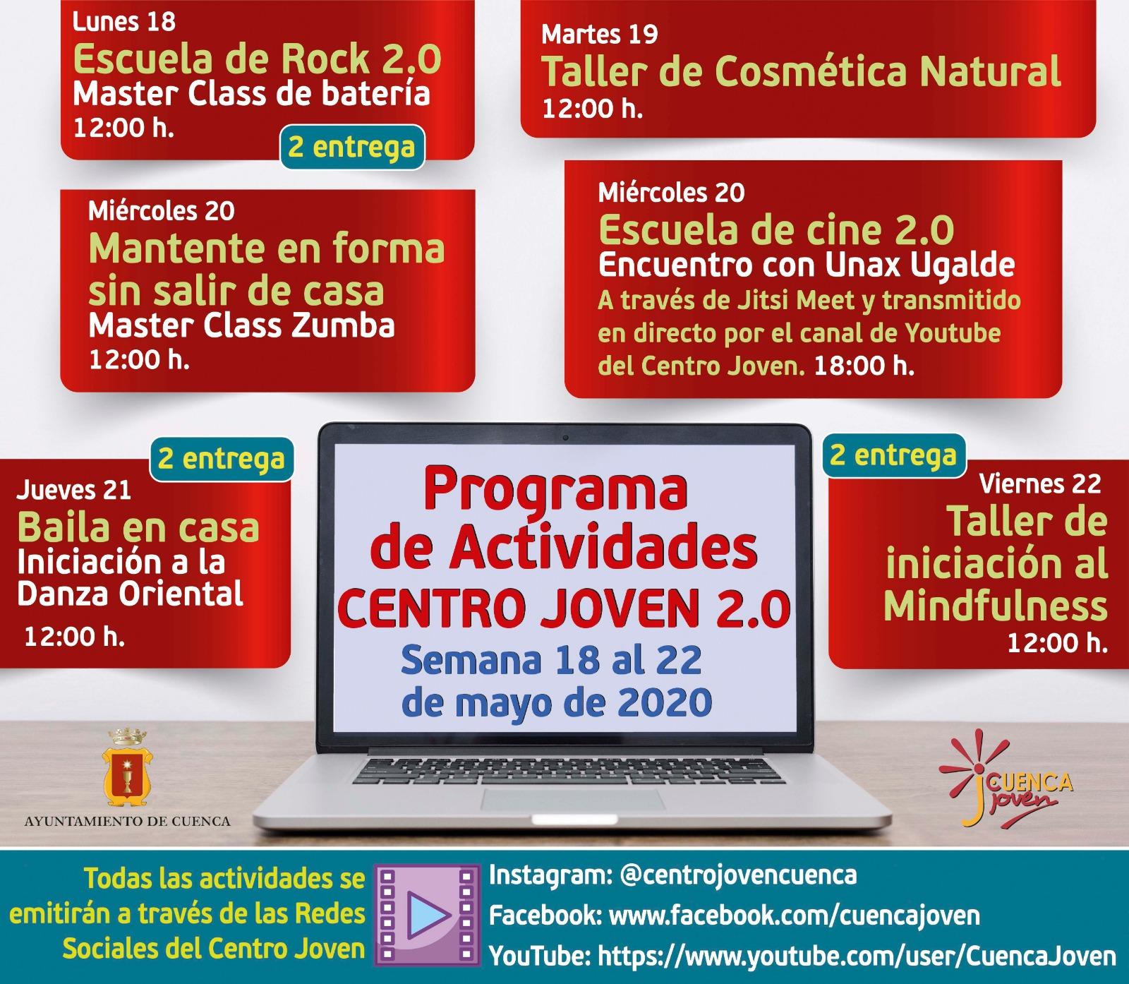 Programa Centro Joven 2.0
