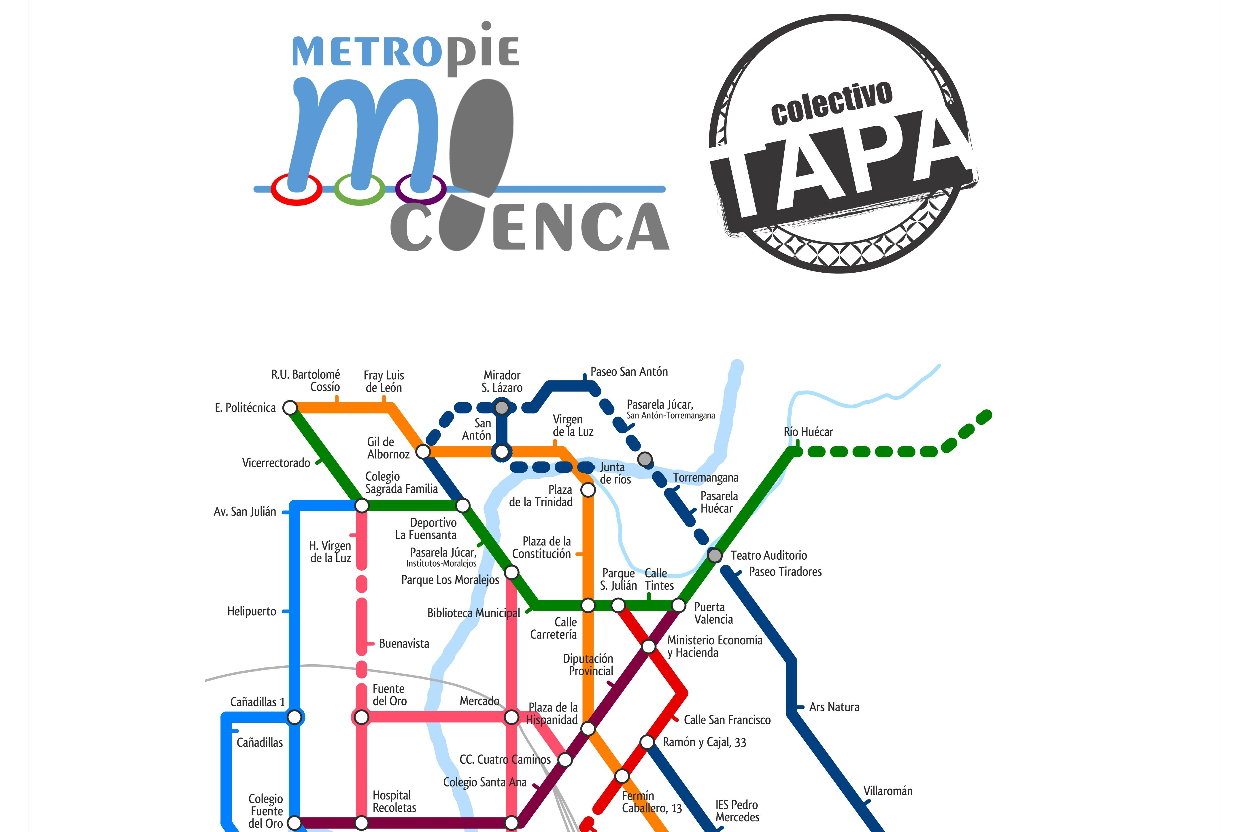 Metro Pie