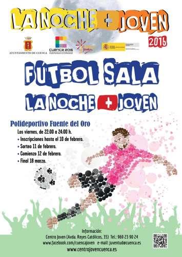 Futbol Sala La Noche +Joven