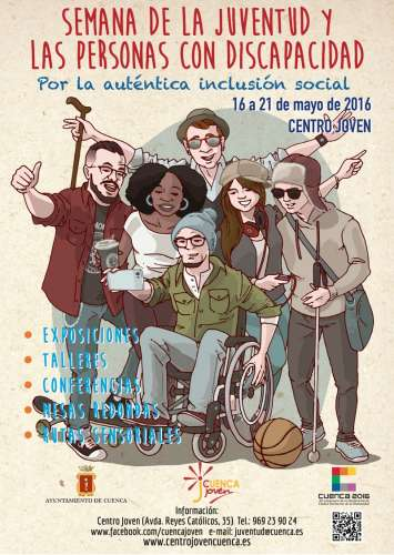 Semana de la Juventud y las Personas con Discapacidad