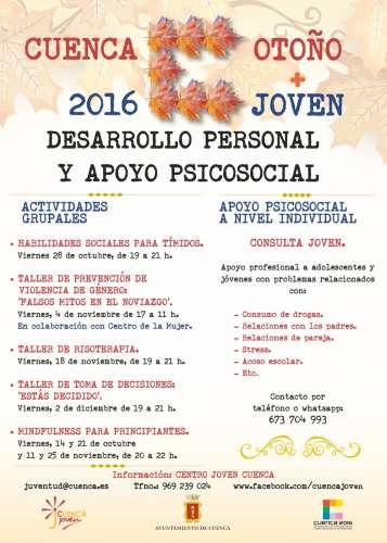 Programa de Desarrollo Personal y Apoyo Psicosocial