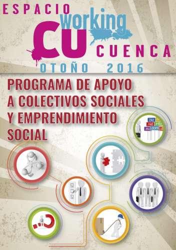 Programa de Apoyoa colectivos sociales y Emprendimiento Social