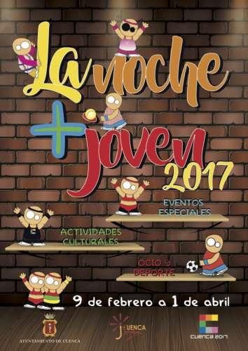 La Noche +Joven 2017
