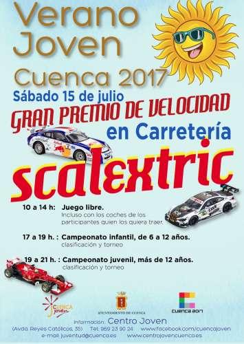 Gran Premio de Velicidad Scalextric