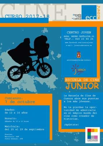 Escuela de Cine Junior