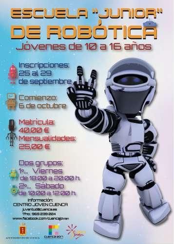 Escuela Junior de Robotica