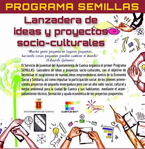 "Selección de proyectos ""Programa Semillas"""