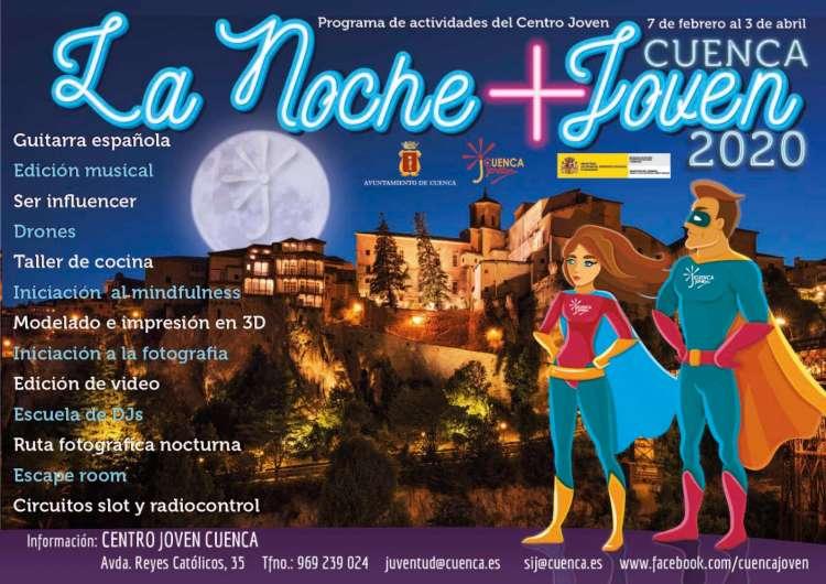 La Noche +Joven 2020
