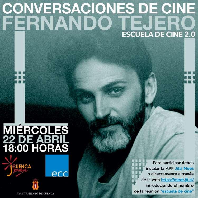 Encuentro virtual con Fernando Tejero