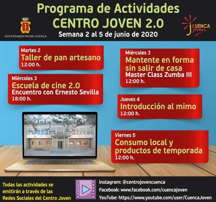 Ultima Semana Programa Centro Joven 2.0