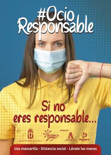 Campaña #OcioResponsable