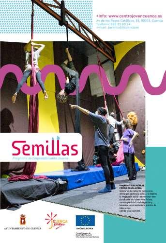 Proyectos Seleccionados 3 Edición SEMILLAS